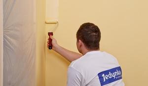 KROK III - Malowanie ścian